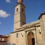 Iglesia parroquial de Nuestra Señora de la Antigua siglo XVI