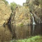 Foto de la Cascada del Hervidero