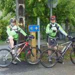 Biciocios en el Camino de Santiago