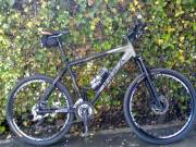 mountainbike de Chava