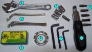 herramientas para mountainbike