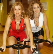 mountainbike madrid - spinning